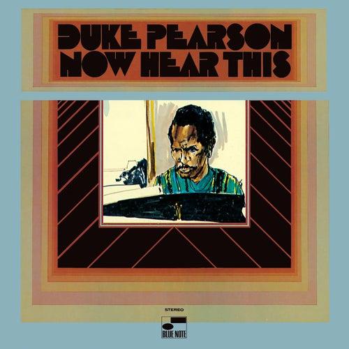 Now Hear This de Duke Pearson