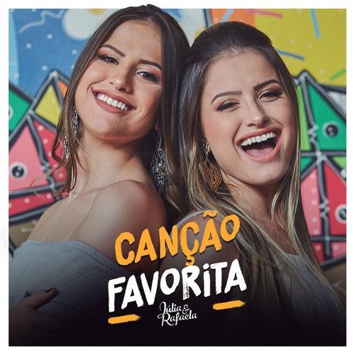 Canção Favorita (Ao Vivo / EP) de Júlia & Rafaela