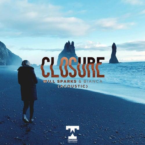 Closure (Acoustic) von Will Sparks