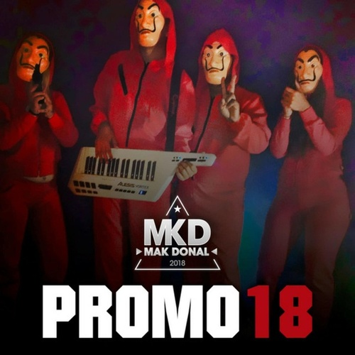 Promo 18 de Mak Donal