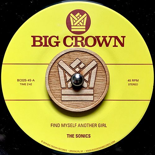 Find Myself Another Girl by The Sonics