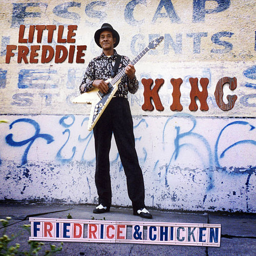 Fried Rice & Chicken by Little Freddie King