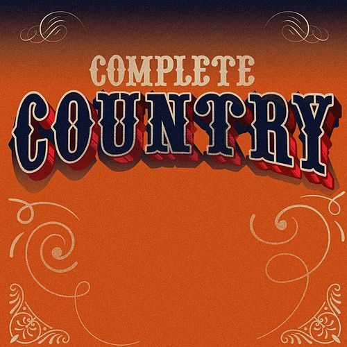 Complete Country de Various Artists