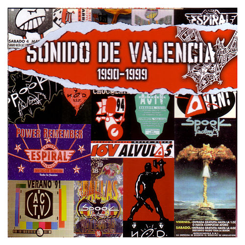 Sonido De Valencia - 1990 - 1999 de Various Artists