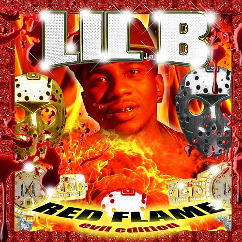 Evil Red Flame by Lil B