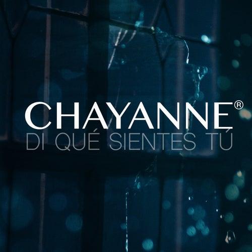 Di Qué Sientes Tú de Chayanne