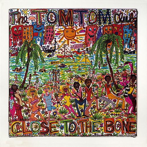 Close To The Bone by Tom Tom Club