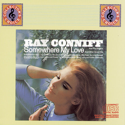 Somewhere My Love de Ray Conniff