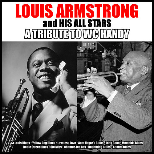 Louis Armstrong All Stars Tribute to WC Handy von Lionel Hampton