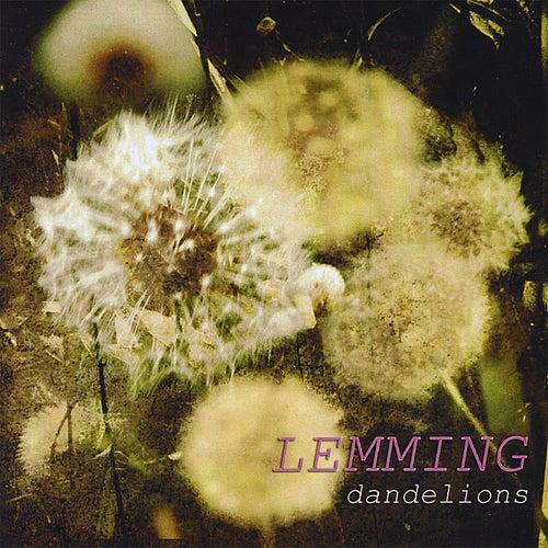 Dandelions van Lemming