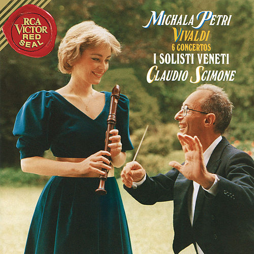 Vivaldi: Six Concertos by Michala Petri