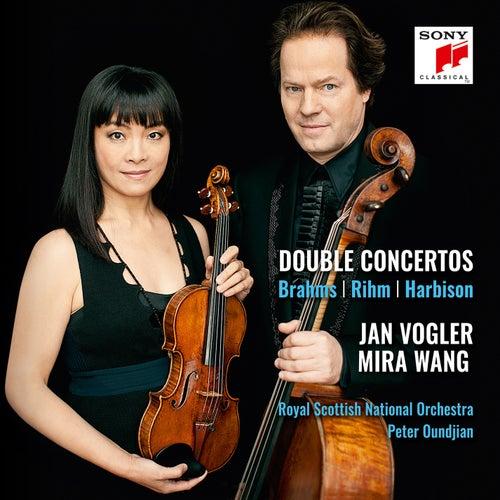 Brahms, Rihm, Harbison: Double Concertos von Jan Vogler