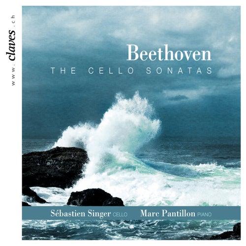 Beethoven - The Cello Sonatas by Marc Pantillon