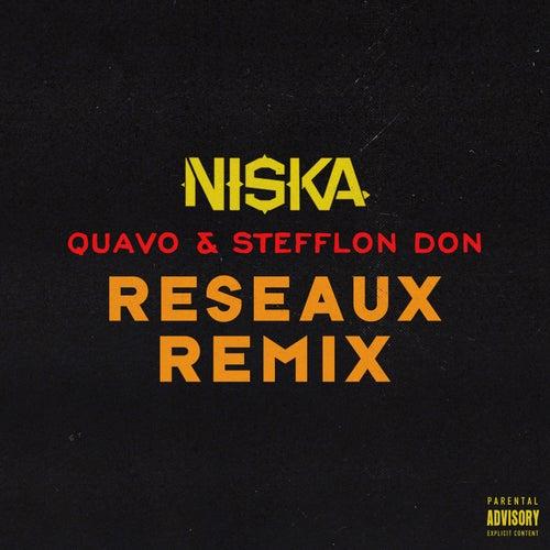 Réseaux Remix (Explicit) de Niska