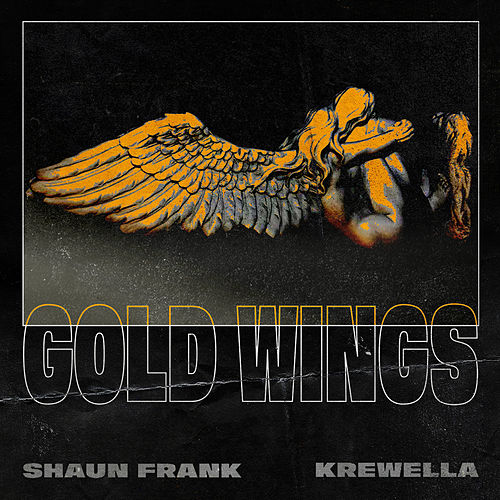 Gold Wings by Shaun Frank