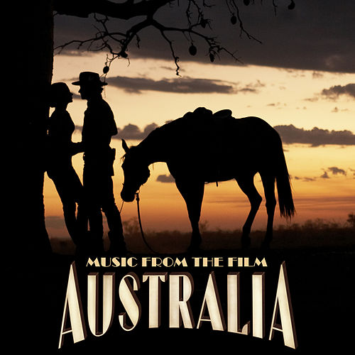 Australia (Music from the Film) - EP by Various Artists
