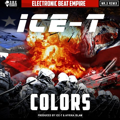 Colors (Remix) von Ice-T