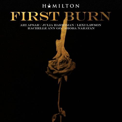 First Burn by Arianna Afsar