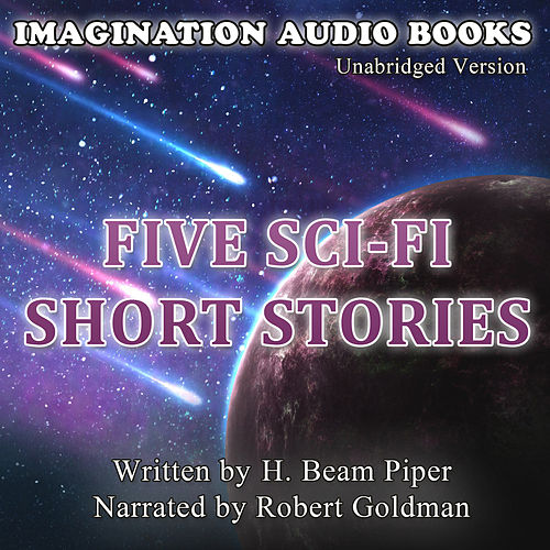 Five Sci-Fi Short Stories de Imagination Audio Books