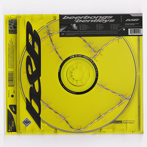 beerbongs & bentleys di Post Malone