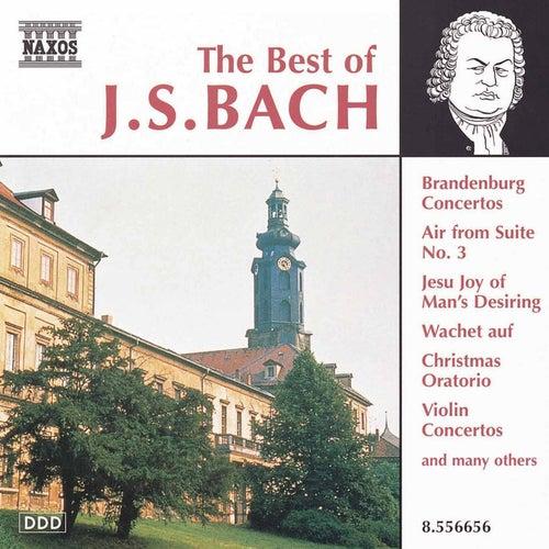 The Best of J.S. Bach von Johann Sebastian Bach