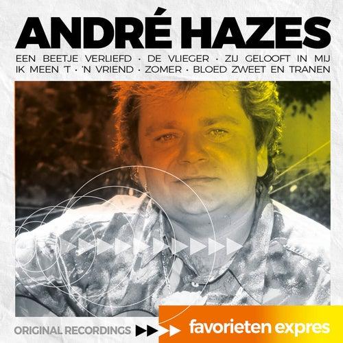 Favorieten Expres by André Hazes
