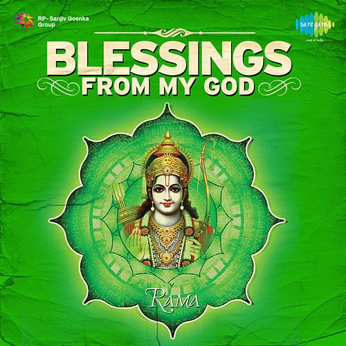 Blessings from My God Rama by Various Artists