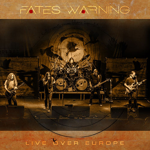 Live Over Europe by Fates Warning