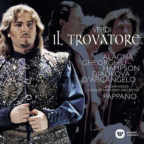 Verdi: Il trovatore by Antonio Pappano