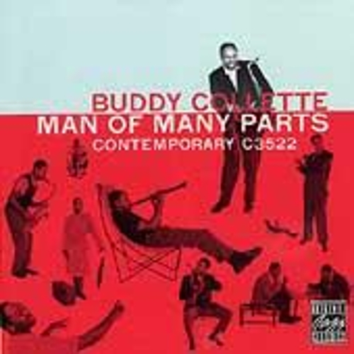 Man Of Many Parts by Buddy Collette