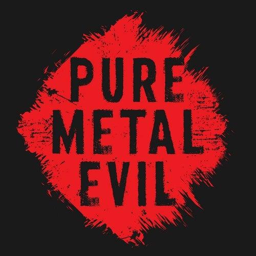 Pure Metal Evil de Various Artists