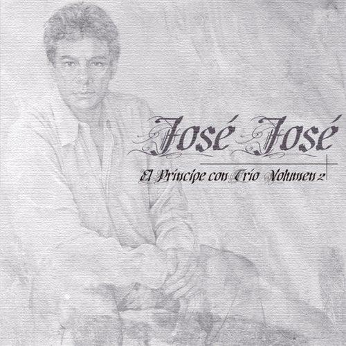 El Principe Con Trio Vol. 2 de Jose Jose