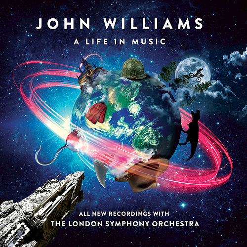 John Williams: A Life In Music de London Symphony Orchestra