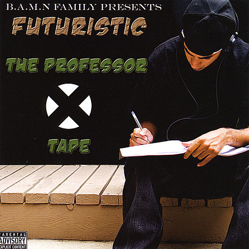 The Professor X Tape de Futuristic