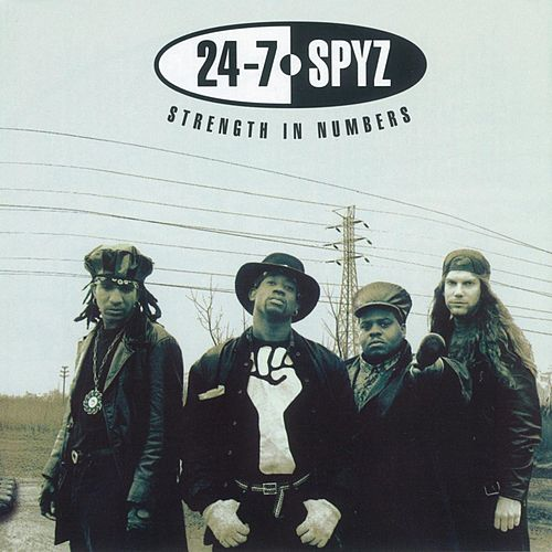 Strength In Numbers de 24-7 Spyz