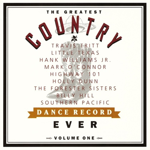 The Greatest Country Dance Record Ever Volume One by The Greatest Country Dance 1
