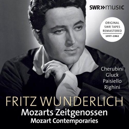 Mozart Contemporaries fra Various Artists