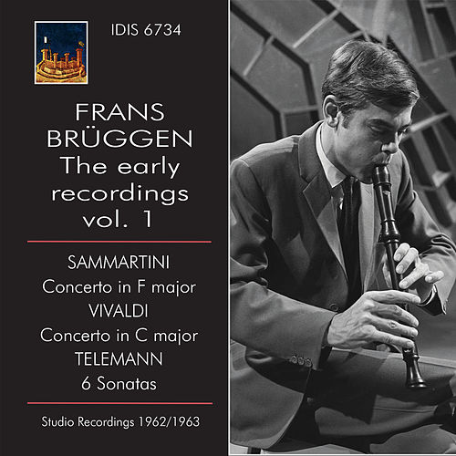 The Early Recordings, Vol. 1 by Frans Brüggen
