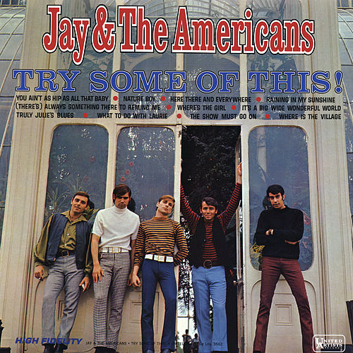 Try Some Of This! van Jay & The Americans