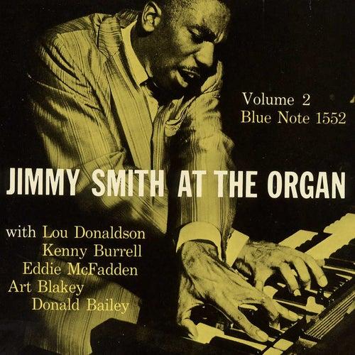 Jimmy Smith At The Organ (Vol. 2) de Jimmy Smith