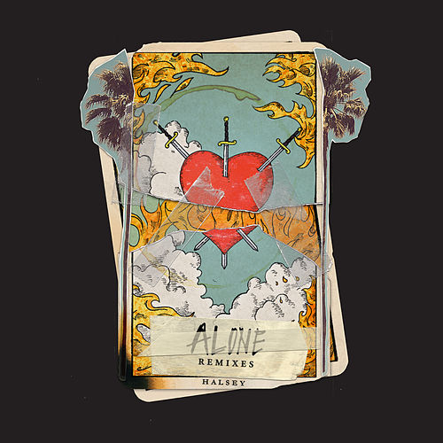 Alone (Remixes) by Halsey