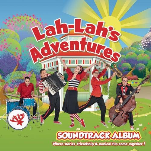 Lah-Lah's Adventures Soundtrack Album by Lah Lah