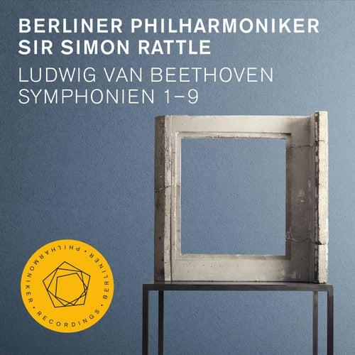 Ludwig van Beethoven: Symphonies 1-9 von Berliner Philharmoniker