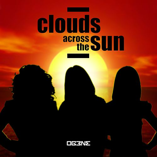 Clouds Across the Sun by OG3NE