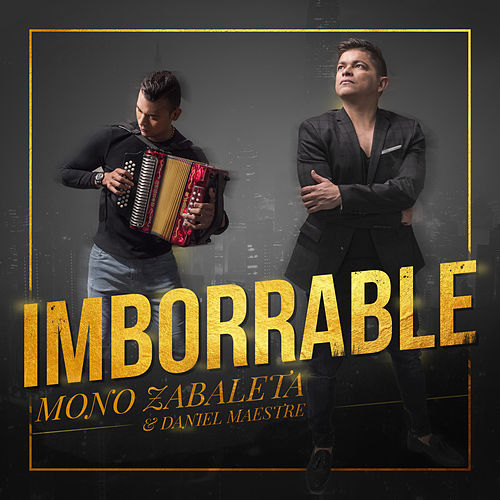 Imborrable von Mono Zabaleta