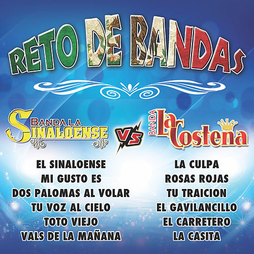 Reto de Bandas [2002] de Banda El Recodo