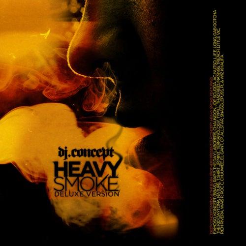 Heavy Smoke Deluxe de DJ Concept
