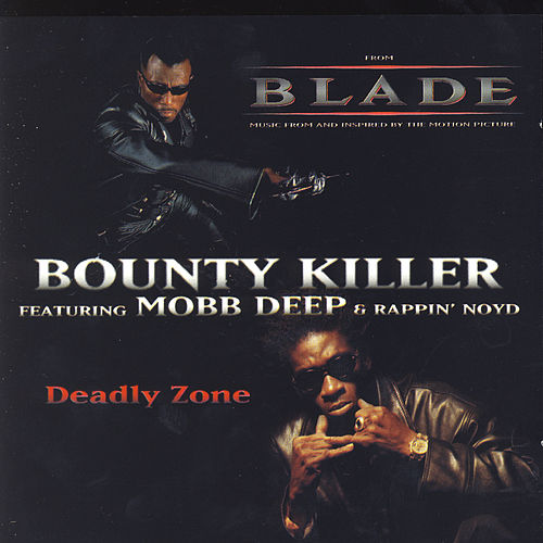 Deadly Zone - EP by Bounty Killer