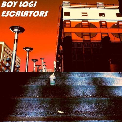 Escalators de Boy Logi