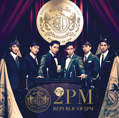 REPUBLIC OF 2PM de Jun. K (From 2PM)
